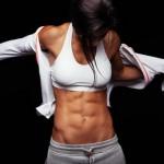 Анатомия женских мышц для занятий имбилдингом