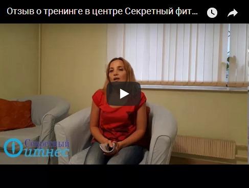 Видео отзыв по тренировке мышц тазового дна у женщин
